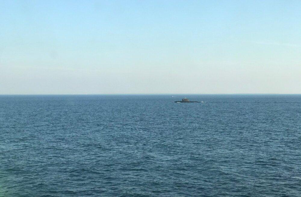 Allveelaev Läänemeres