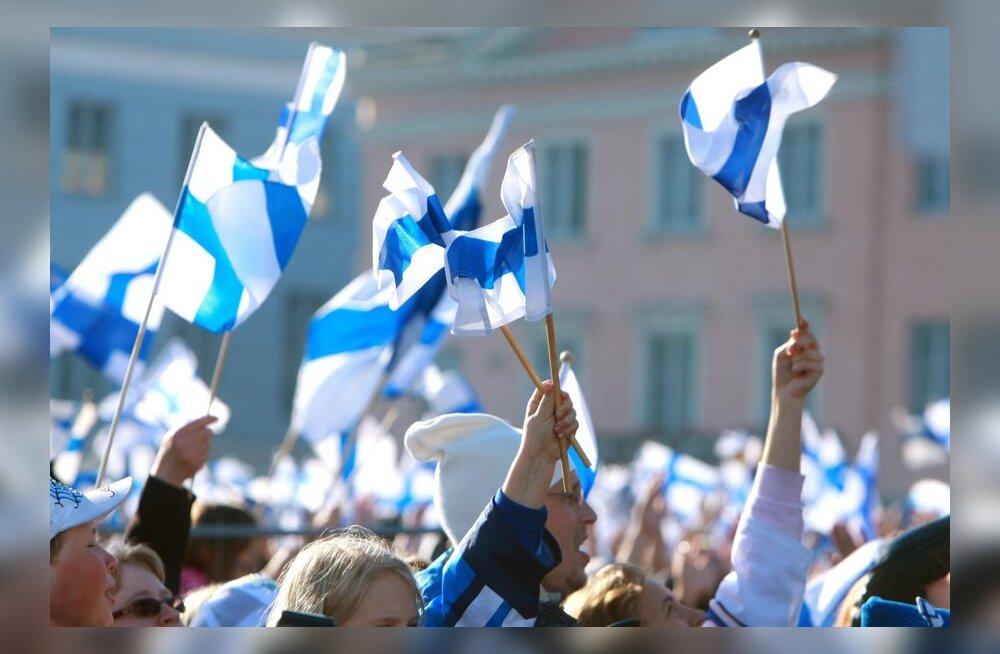 Soome mark kaob täna ajalukku