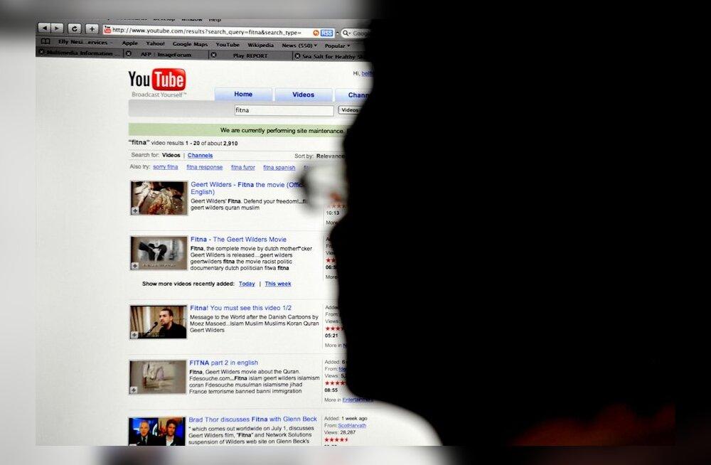 Uuring: YouTube'i sisu võib lastele šokeerivalt mõjuda
