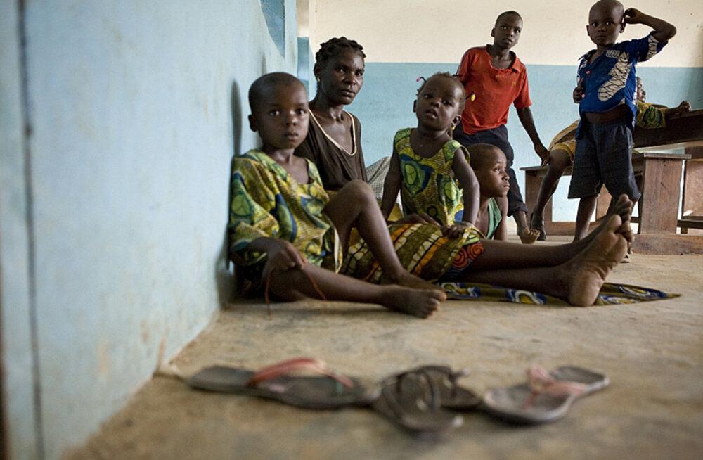 Libeeria kooli tulekahjus hukkus vähemalt 23 last