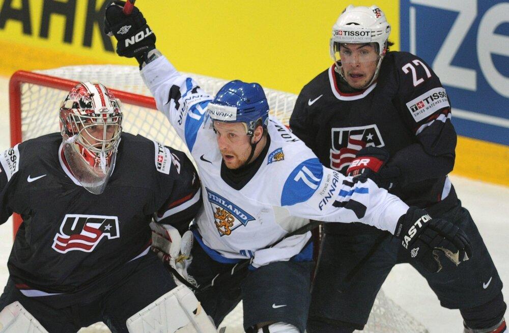 Soome vs USA