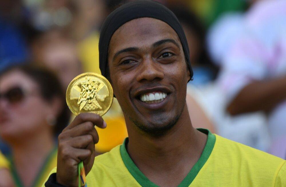 KOMMENTAAR: Võit Saksamaa üle tõstaks koondise jalgpalli Brasiilias taas au sisse