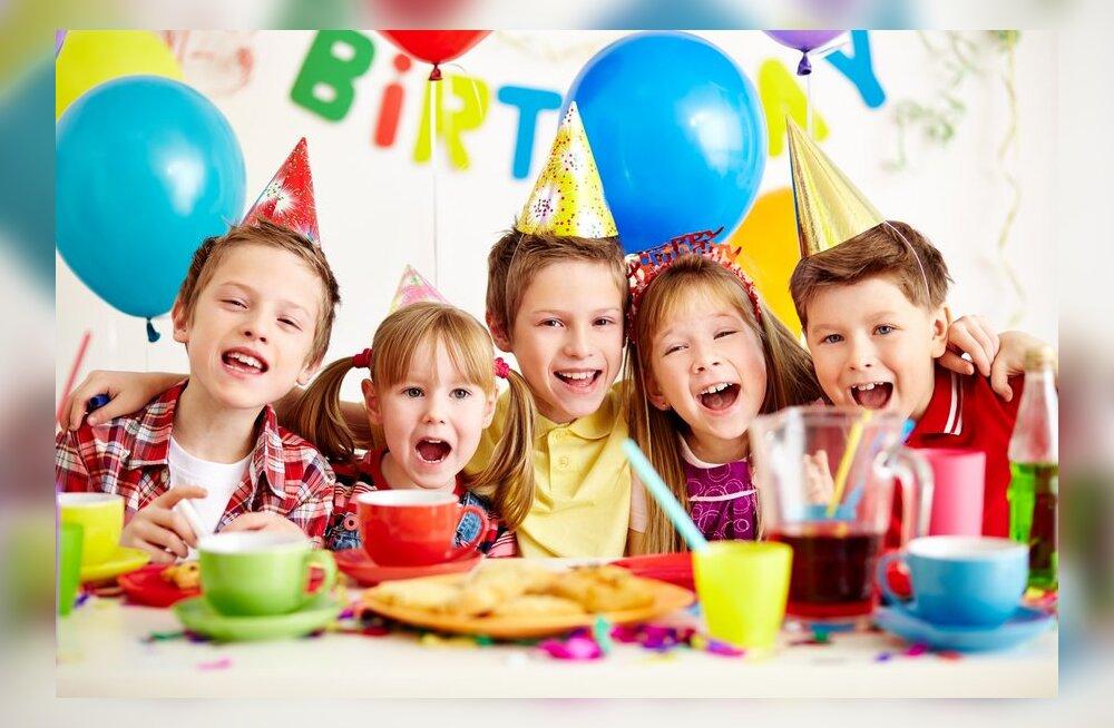 0495b394dc2 10 nõuannet, et lapse sünnipäevapidu õnnestuks - DELFI Naistekas