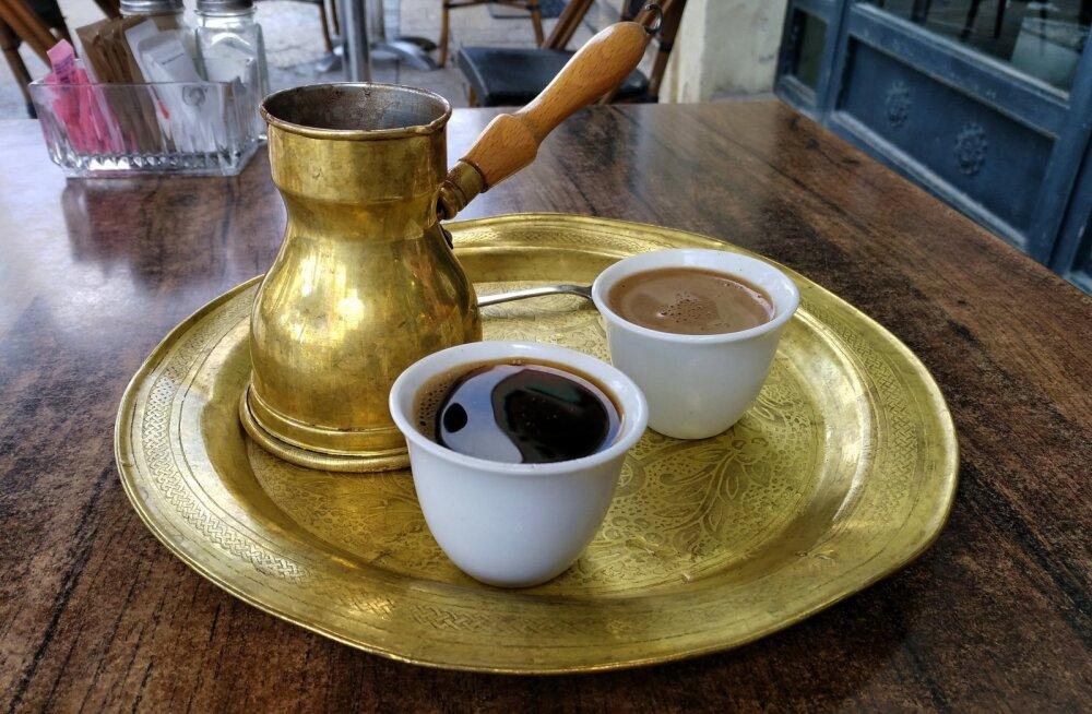 AJALOOGA KOHV | Türklaste suurim kingitus Euroopale — Türgi kohv