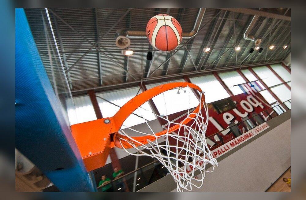 Erkmaa KK ja BC Tallinn alustavad Euroopa noorte korvpalliliigat