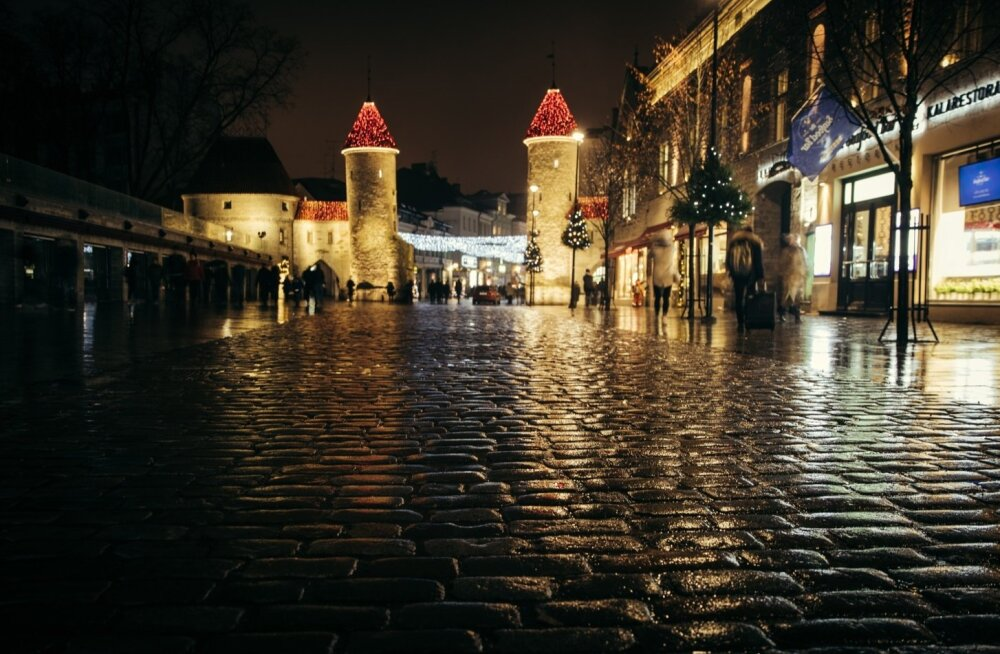 Talv missugune: eile purunesid Tallinnas ja Pärnus soojarekordid