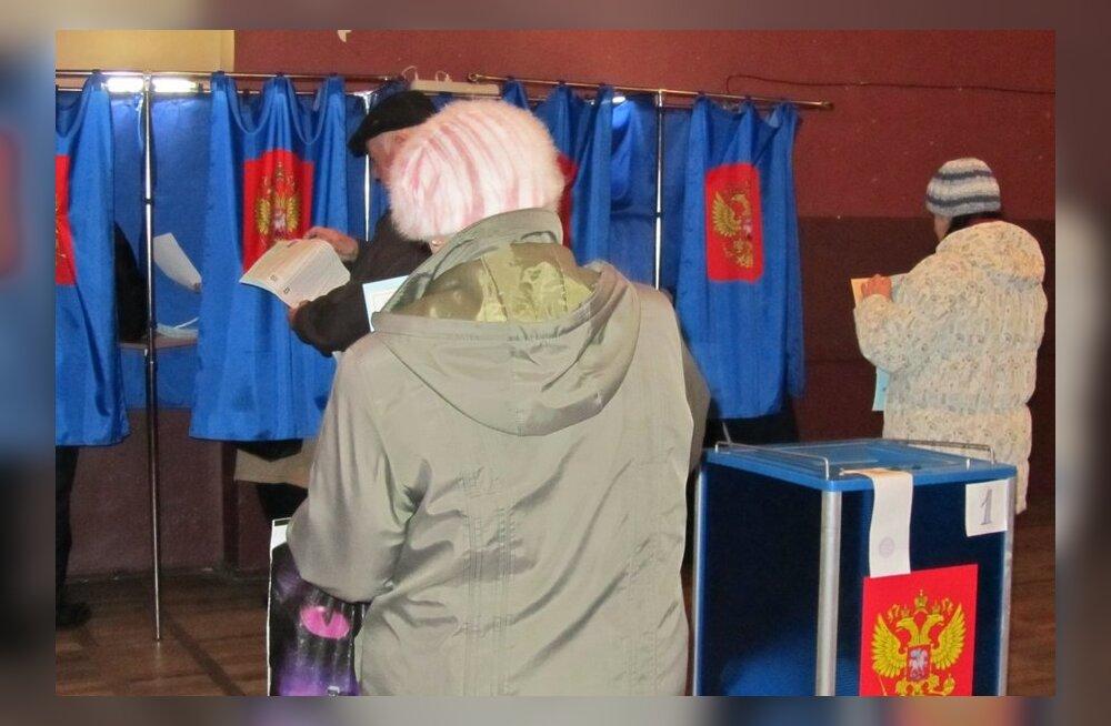 Vene valimised