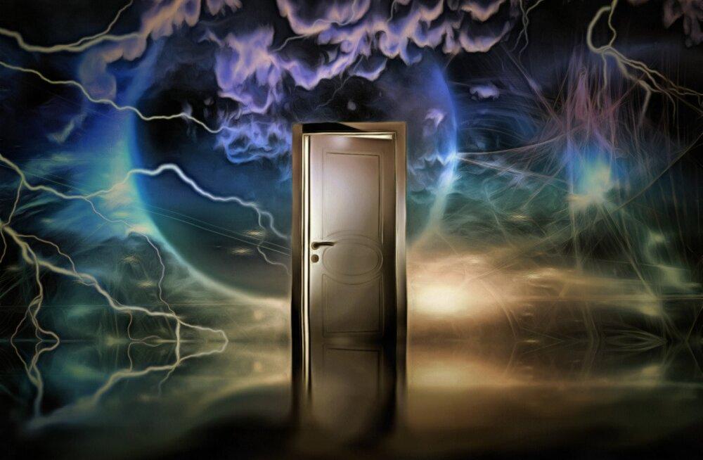 Hasso Krull ja Ülo Valk arutlevad elu üle läbi vaimse, materialistliku, müstilise vaatevinkli