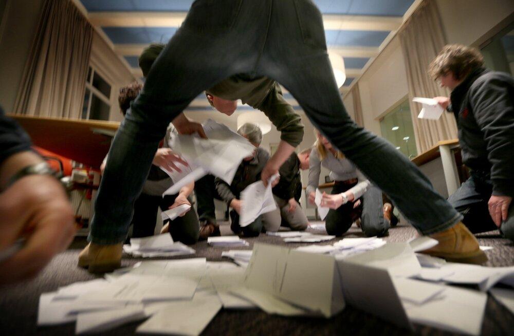 Eiki Berg Hollandi referendumist: äraspidine demokraatia