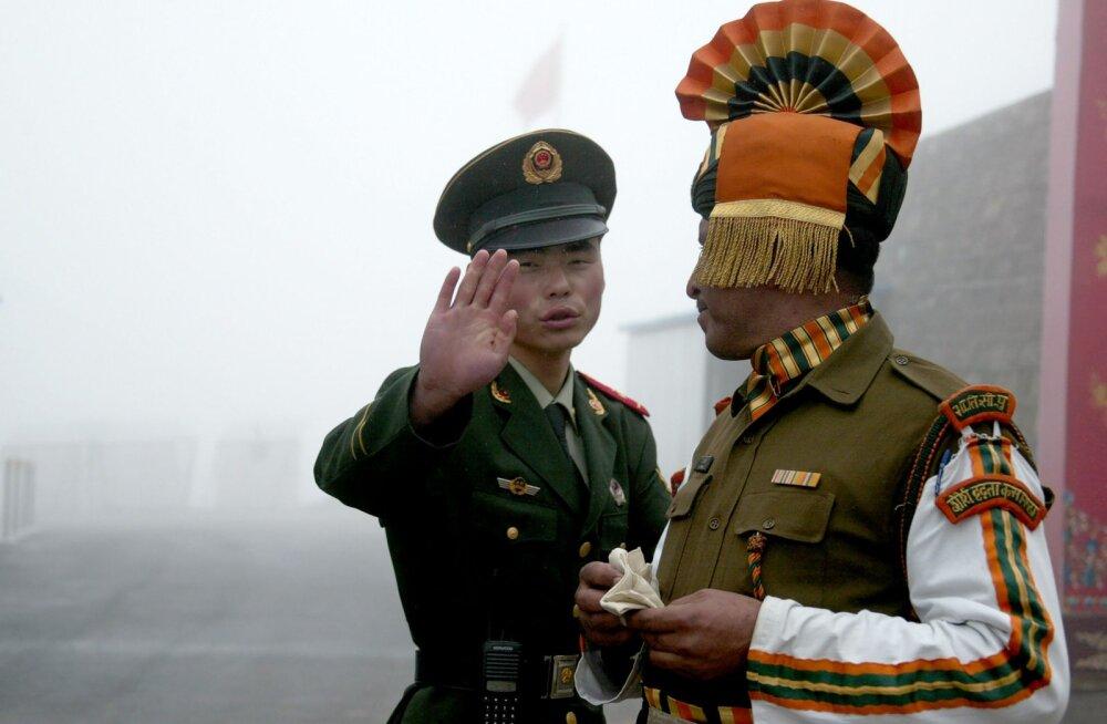 Hiina väidab, et vaidlusalune org, kus toimusid kokkupõrked Indiaga, kuulub nende koosseisu
