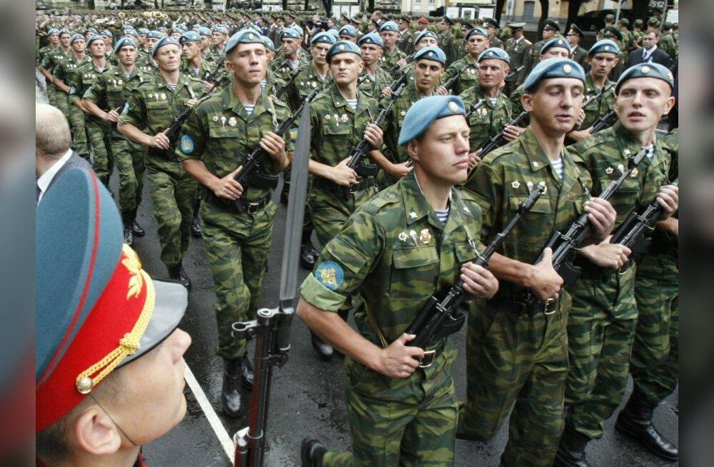 Putin tegi ülesandeks Vene armee ja laevastik ümber relvastada
