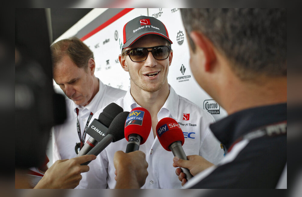 Force India teatas esimese põhisõitja uueks hooajaks