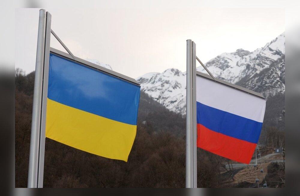 Ukraina saatis Venemaale noodi Genfi kokkulepete täitmise kohta