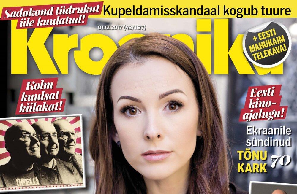 Kupeldamisskandaali tiritud Keili Sükijainen: kui ta sellise väitega tuleb meediasse, siis lähen mina kohtusse
