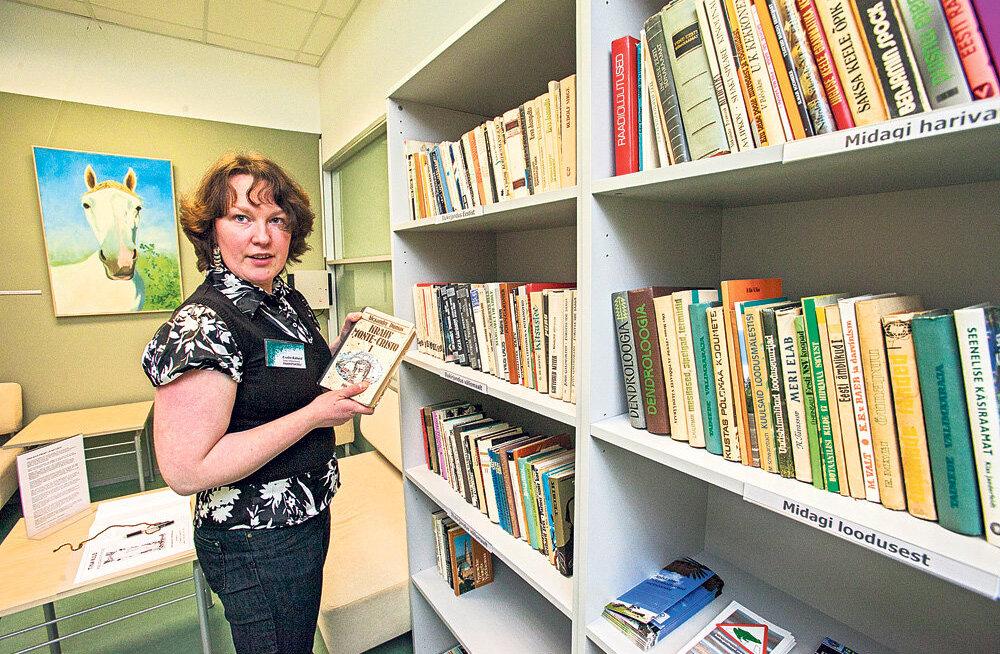 Maaülikoolis avatakse väravaraamatukogu