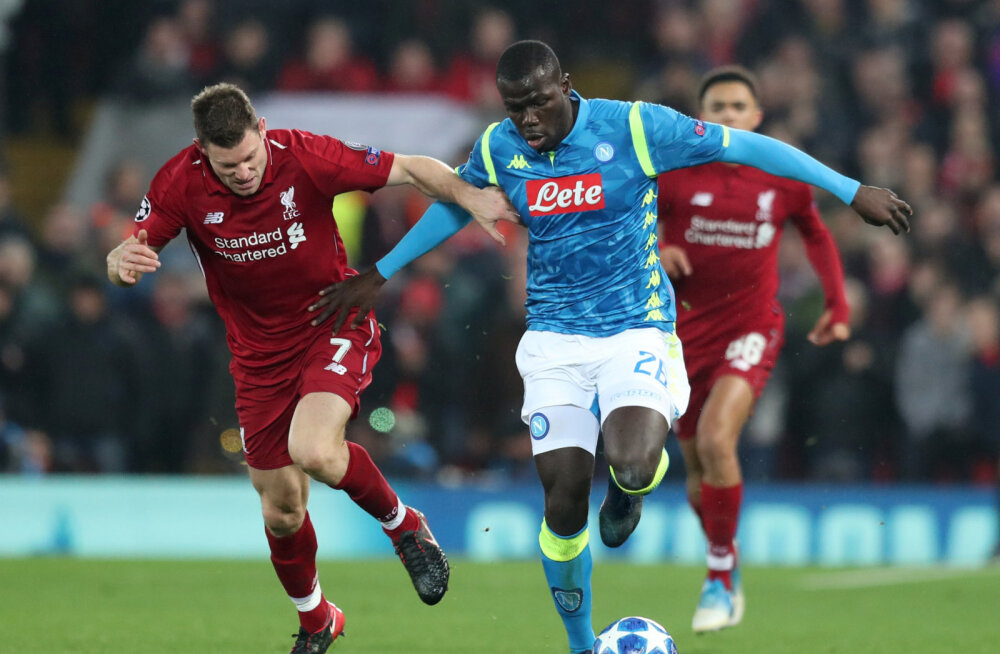 Meistrite liiga alagrupiloos: Barcelonal ei vedanud; Liverpool kohtub mulluse rivaaliga