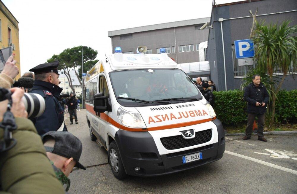 Itaalia kiirabi