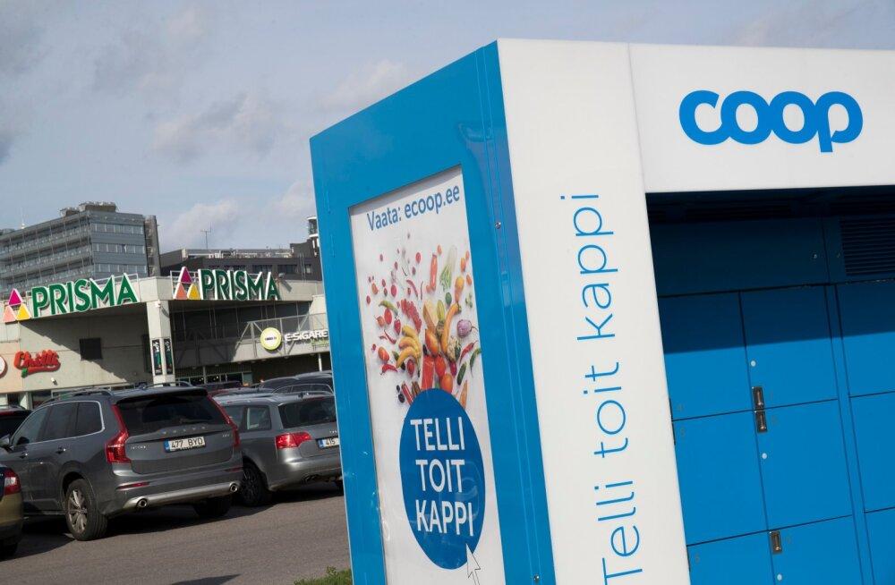 Coop Eesti paneb inimestele südamele, et nad läheks õigel ajal kappidesse tellitud toidule järgi, sest siis saavad nad uute tellimustega neid täita.