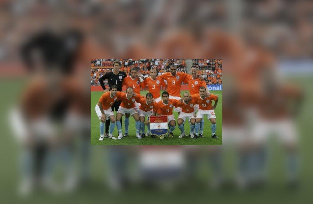 Hollandi koondis