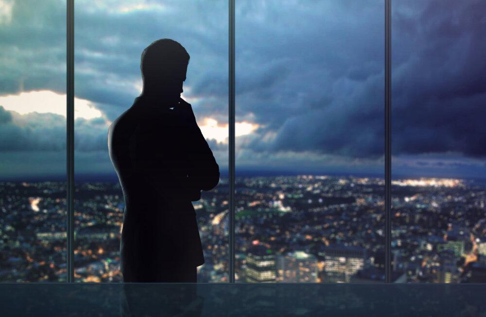 Ego domineerimine on inimtekkeliste probleemide aluseks
