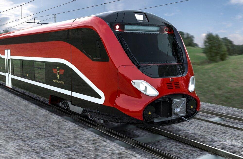 9484f74ebd6 Kolmas katse: Läti tellib Hispaaniast 225 miljoni euro eest uued reisirongid