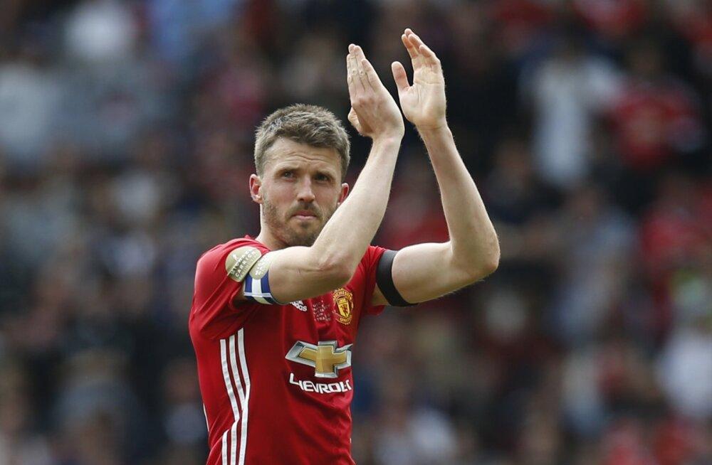 Manchester Unitedi kapten lõpetab karjääri