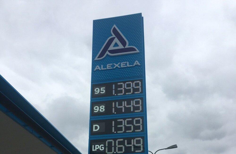 ФОТО: Цены на топливо снова изрядно выросли и побили очередной рекорд