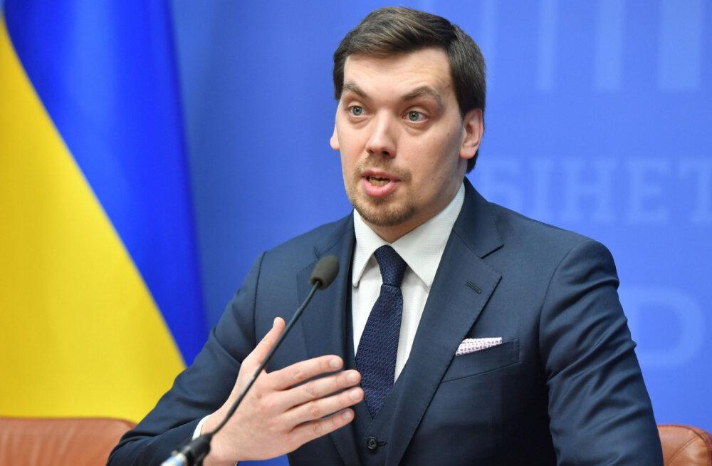 Премьер-министра Украины в среду отправят в отставку