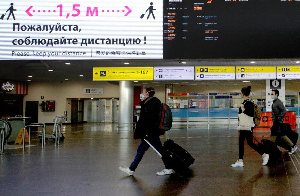 В России разработали правила для авиакомпаний и аэропортов после снятия ограничений. Пассажиров не станут рассаживать друг от друга