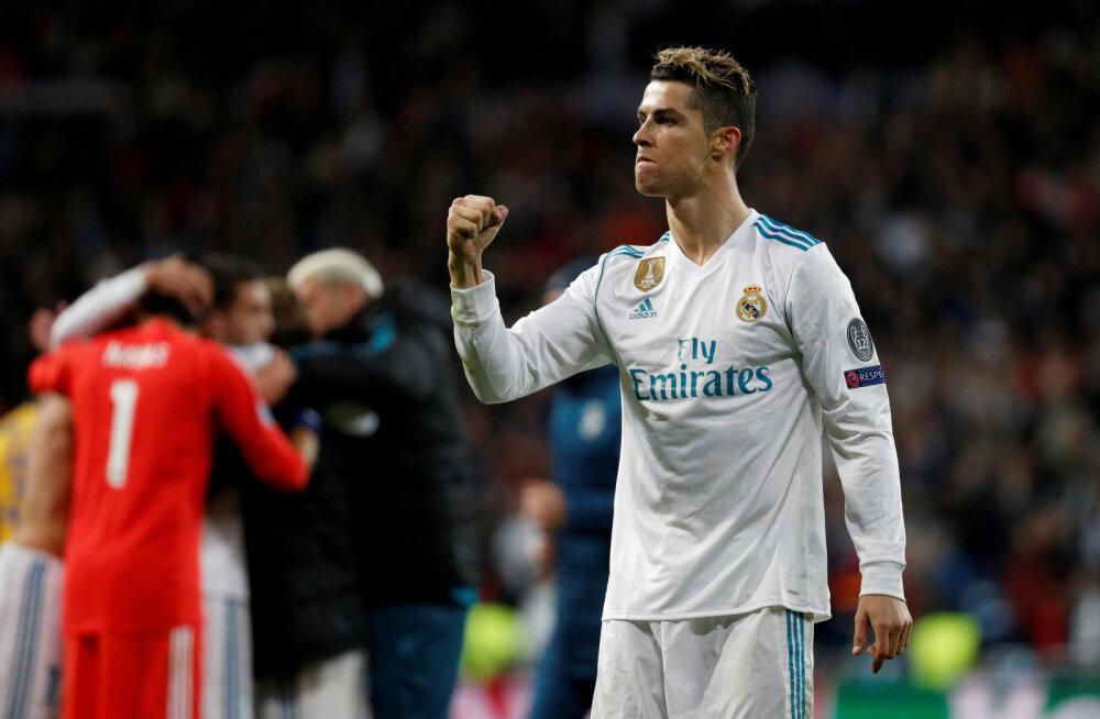 Juventuse tegevdirektor: Ronaldo oli ülemineku algatajaks