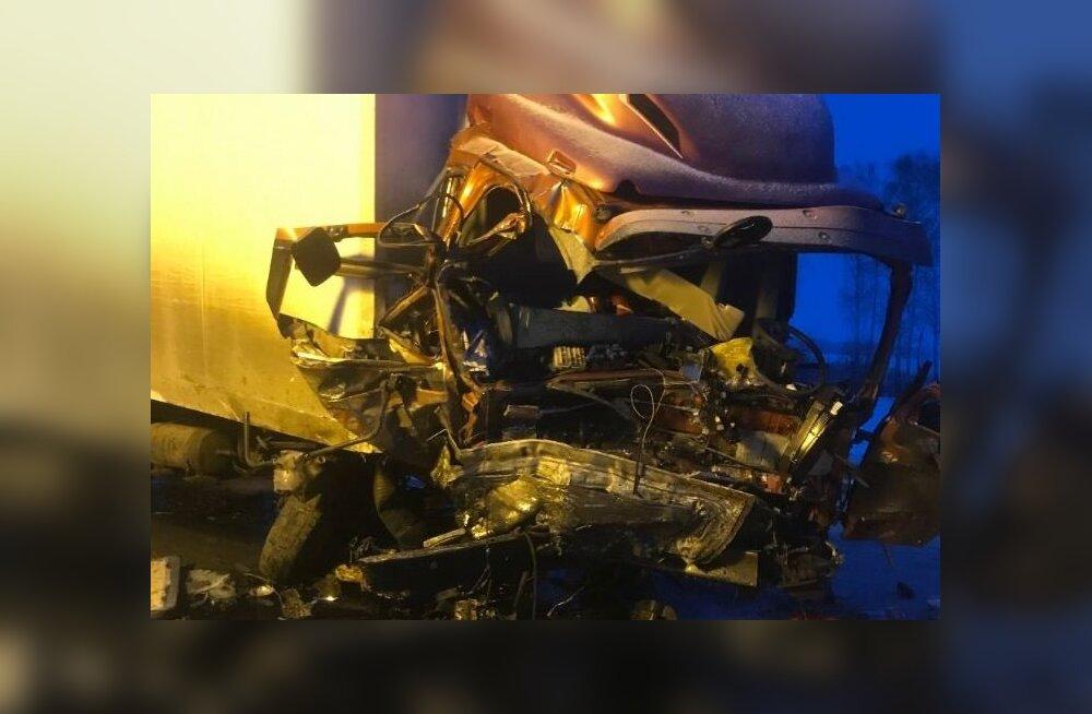 ВИДЕО: Пять человек погибли в ДТП в Тамбовской области