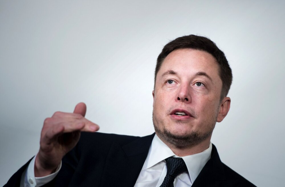 Elon Musk: mul on USA valitsusega suusõnaline lepe New Yorgi ja Washingtoni vahele hyperloopi ühenduse ehitamiseks