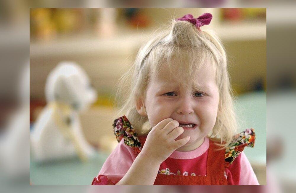 Traumaatiline lapsepõlv jätab geneetilised armid