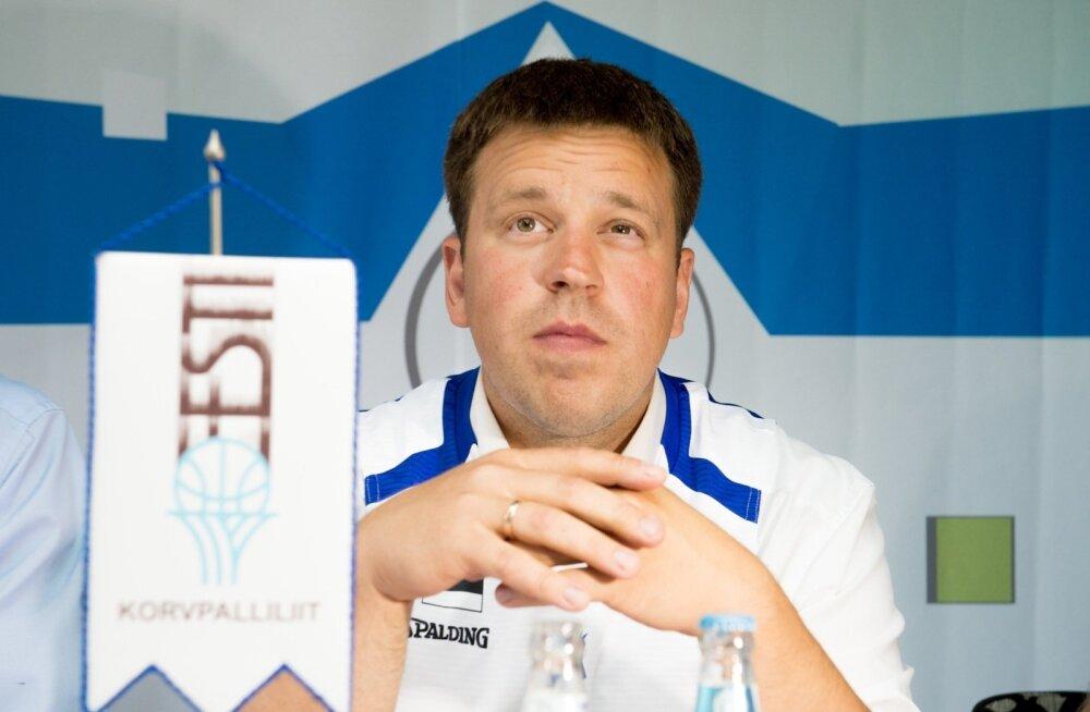 Tenniseliit toetab EOK presidendi valimistel Jüri Ratast
