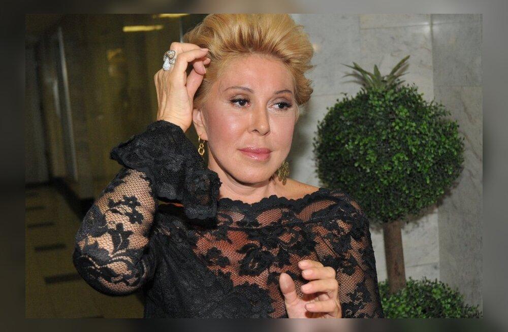 Любовь Успенская споет в ресторане Francesco Sibio.