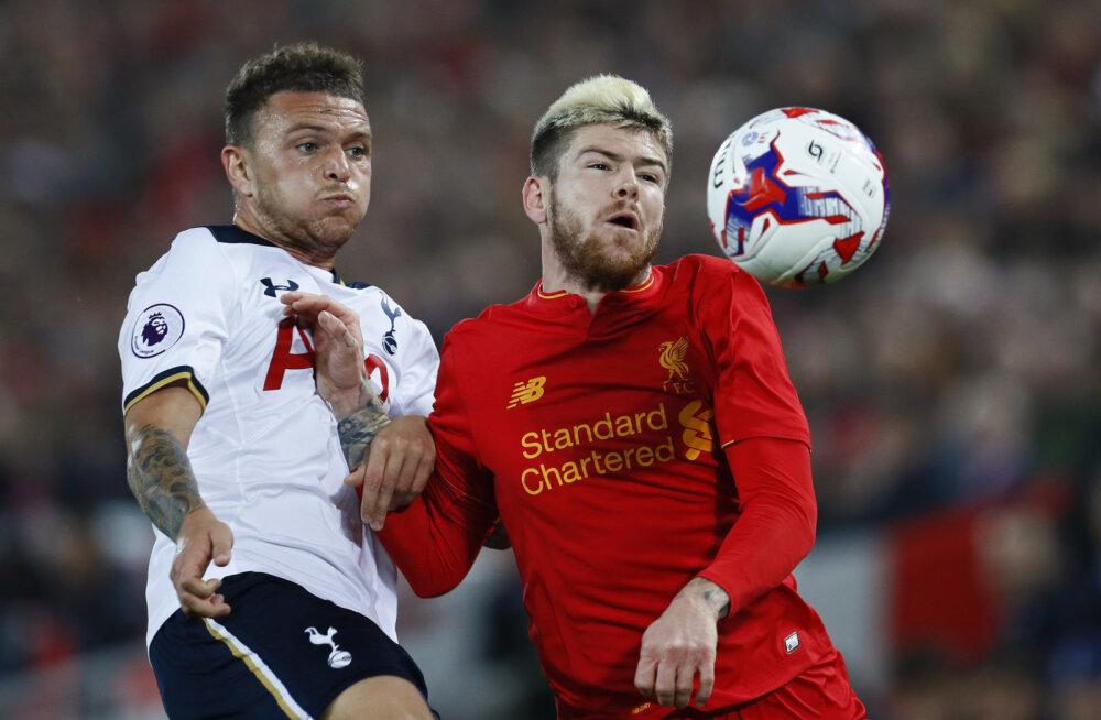 Liverpool polnud nõus varumeest 12 miljoniga maha müüma