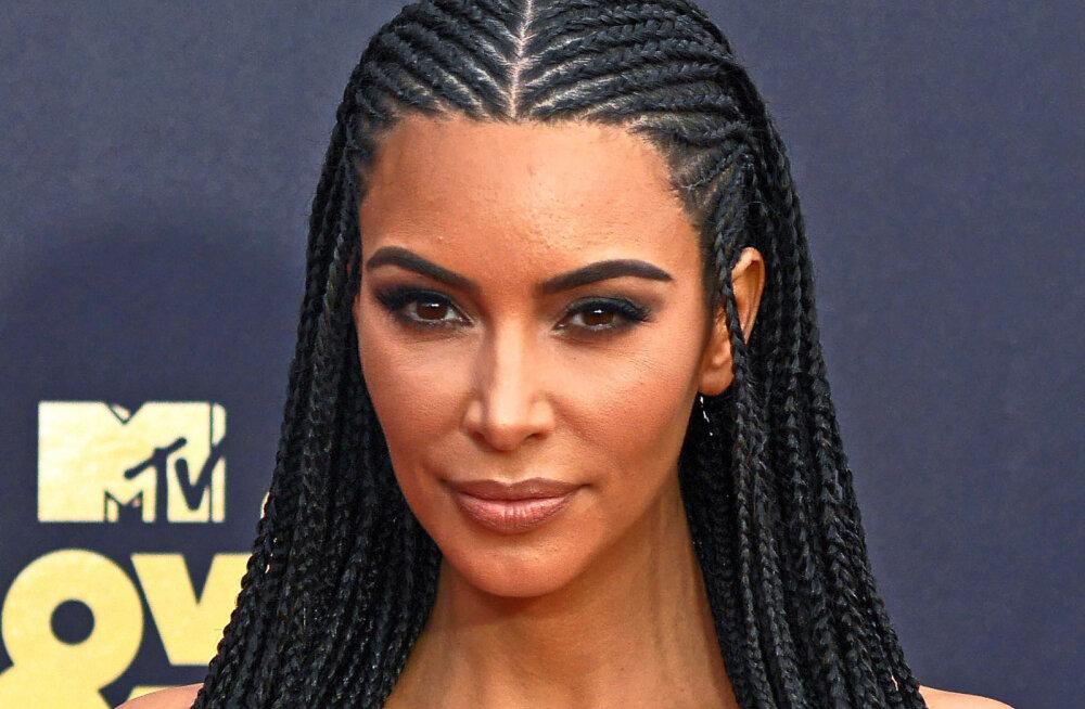 Eriti krõbe! Just nii palju küsib Kim Kardashian ühe Instagrami postituse eest