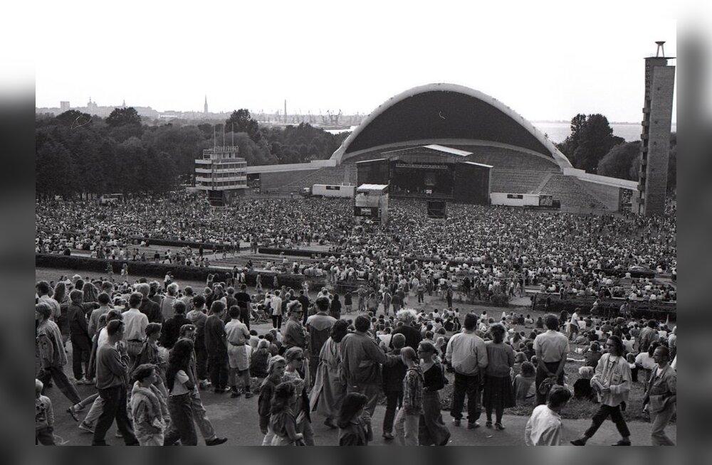 Suurkontserte ähvardab publikupuudus
