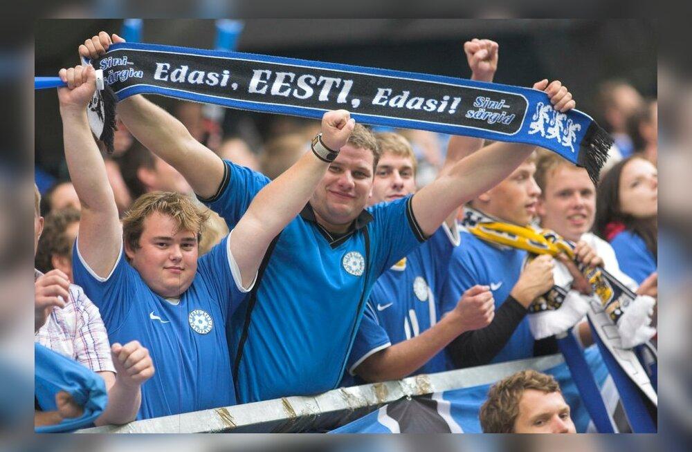 Eesti U-23 koondis kohtub oktoobris Türgiga