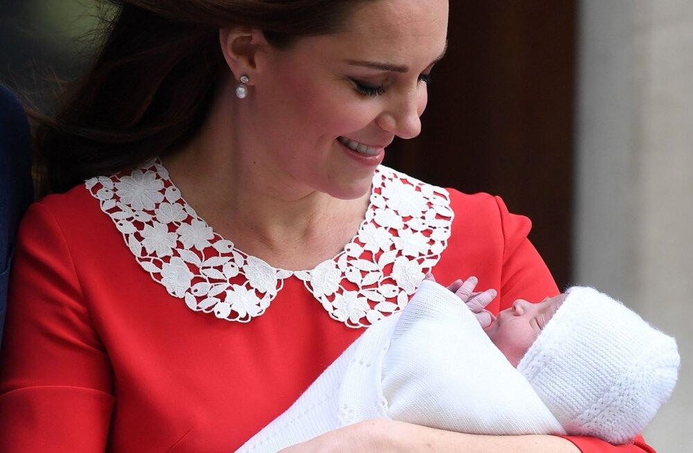 FOTOD   Ta tegi seda taas! Cambridge'i hertsoginna Catherine avaldas printsess Dianale üllataval moel austust