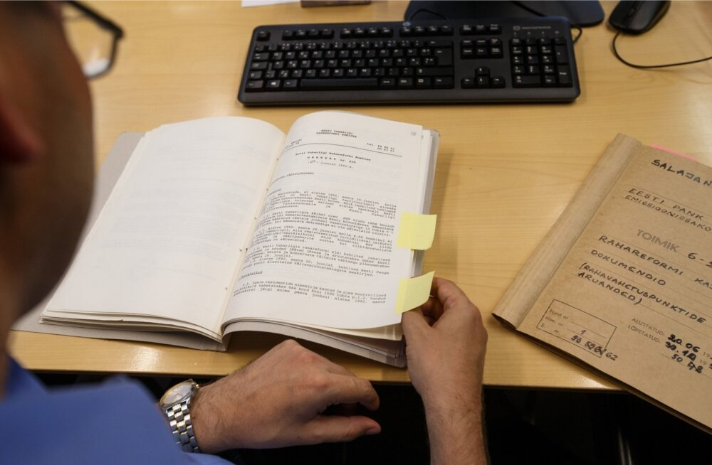 Rahareformi dokumendid