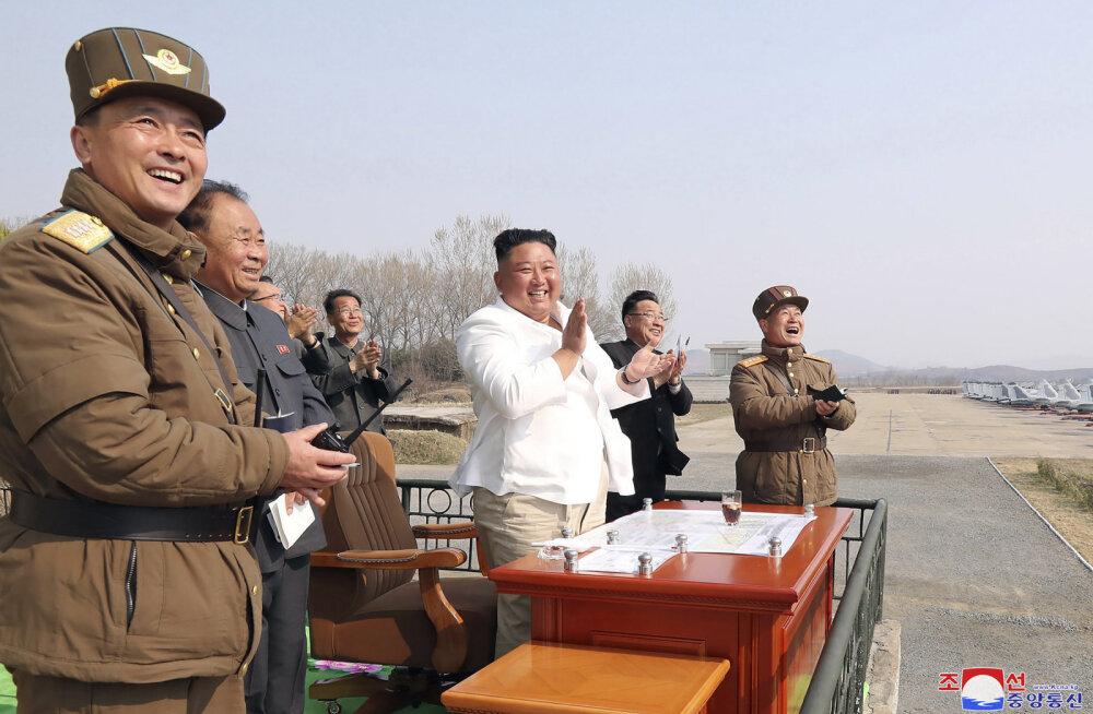 CNN: Kim Jong-un käis operatsioonil ja on raskes seisundis