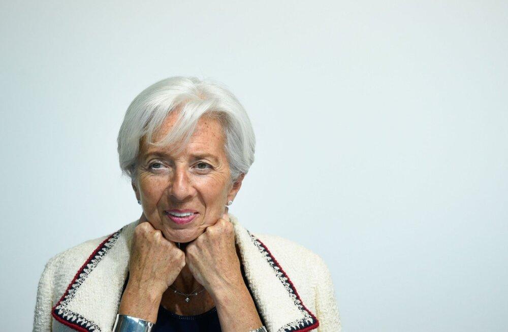Kas Lagarde üldse tahab Euroopa Keskpanga juhiks? Tema asumisega kaasneb oht, mida keskpank on suutnud 21 aastat vältida