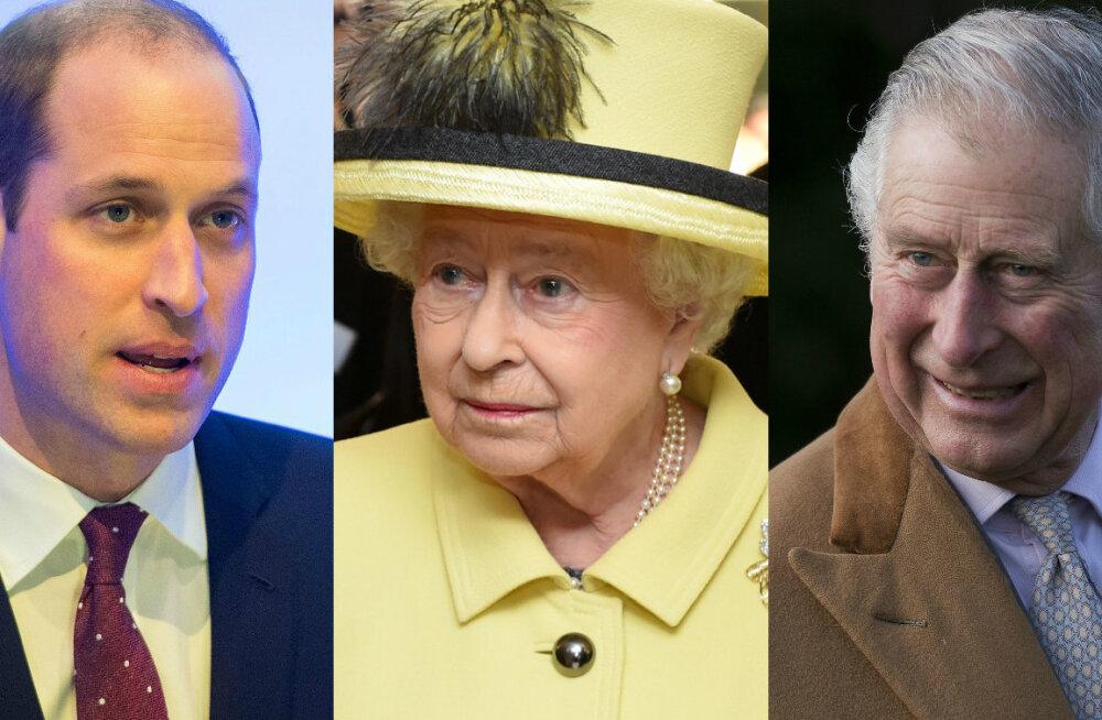 Kuninglikud kõlakad: Prints Charles ei pruugi kuninganna surma korral troonile istuda