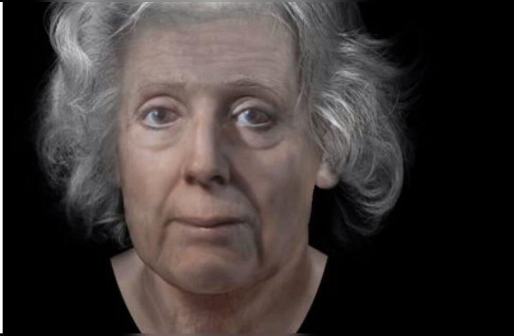 """Teadlased taastasid 300 aastat tagasi surnud šotlannast """"nõia"""" näo"""
