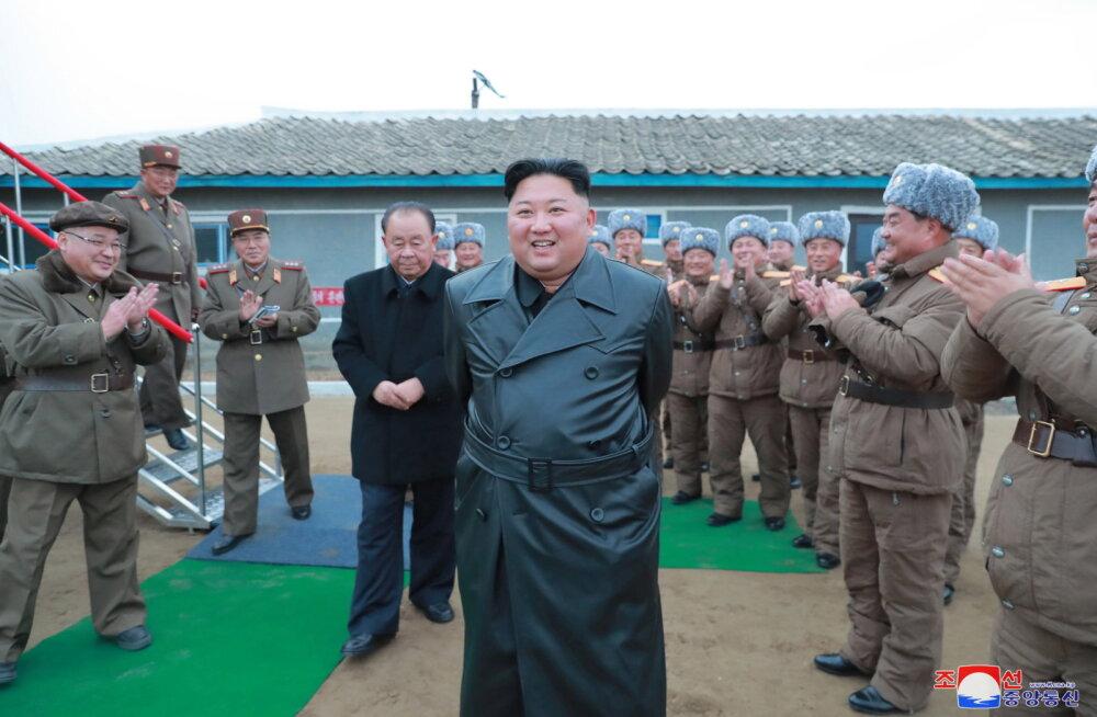 Põhja-Korea ähvardas Jaapanile tõelist ballistilist raketti näidata