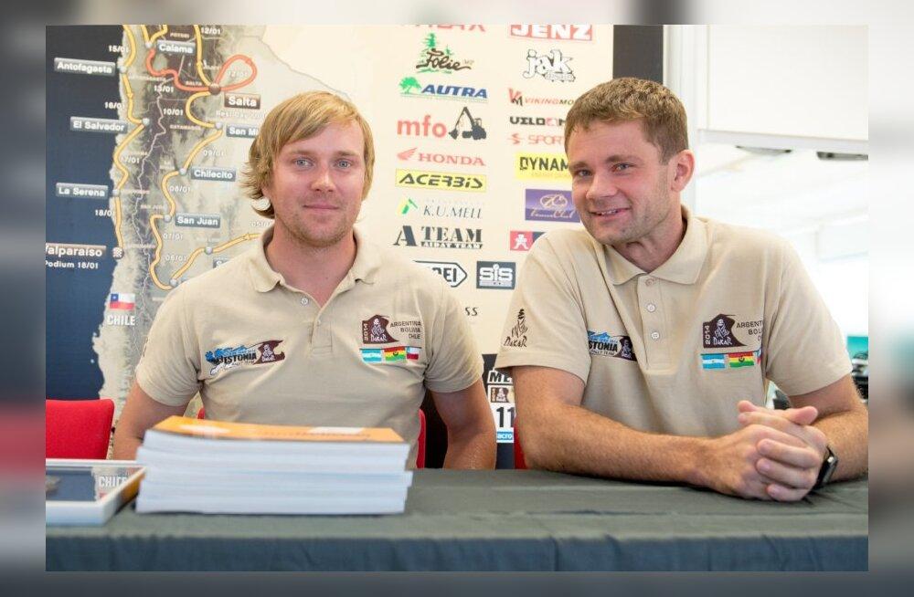 Eesti Dakari tiim
