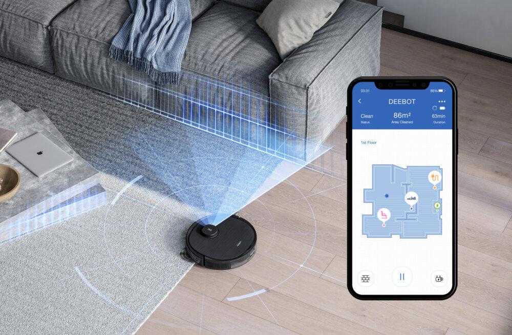 Обзор умного робота-пылесоса последнего поколения: как искусственный интеллект освободит от уборки дома?