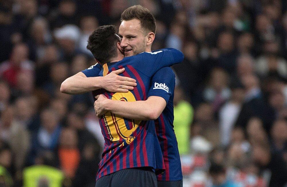 VIDEO | Barcelona võitis Madridi Reali sel nädalal juba teist korda