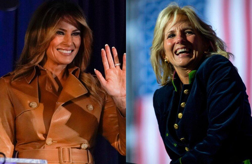 Мелания Трамп vs. Джилл Байден: плюсы и минусы стиля действующей и потенциальной первой леди США